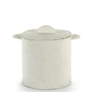 Serax - Pot Marie - avec couvercle - Beige