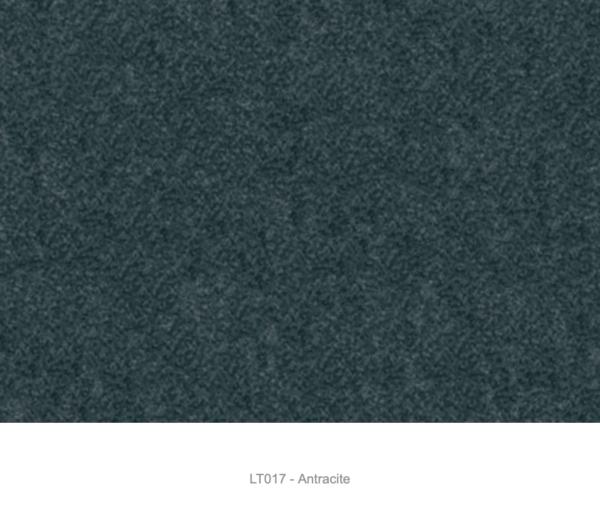 Paola Lenti - Tissus Luz - Anthracite